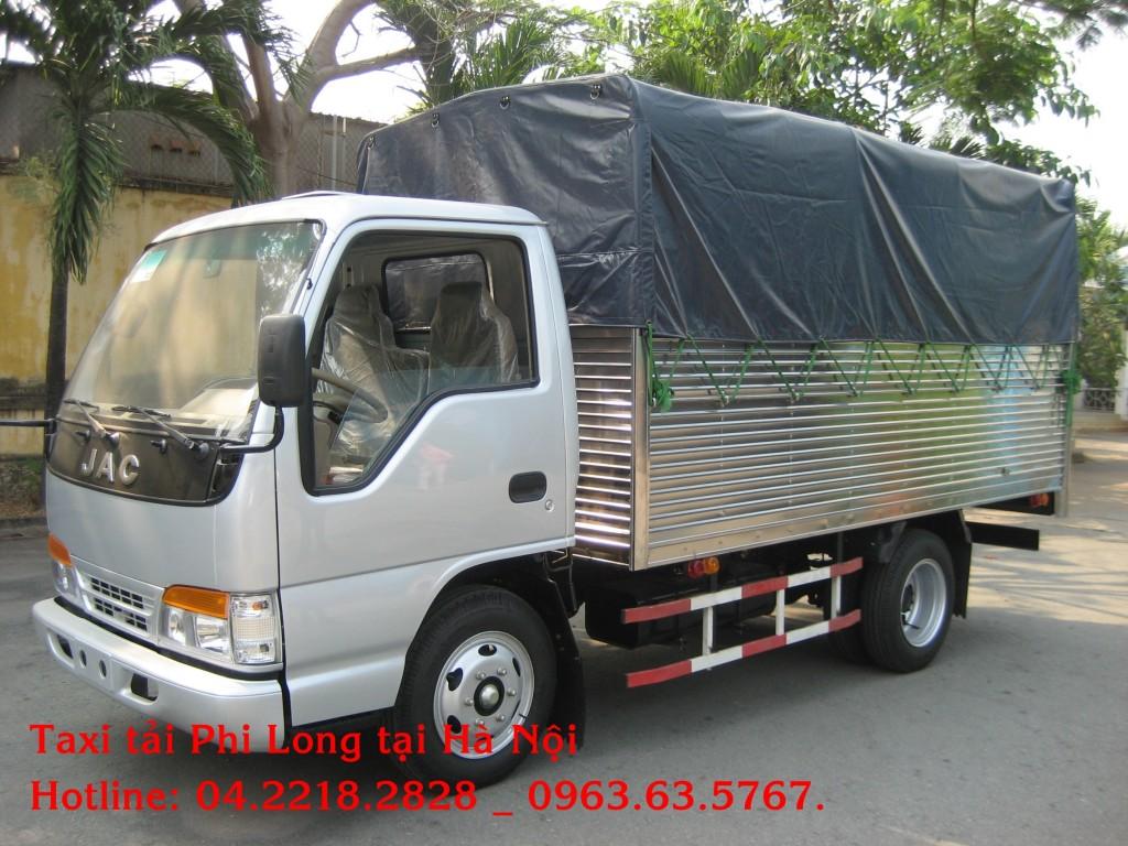 Công ty Phi Long chuyên cho thuê xe tải giá rẻ tại đường Yên Xá