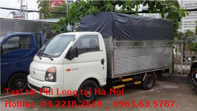 Taxi tải giá rẻ chuyên nghiệp tại đường Chiến Thắng