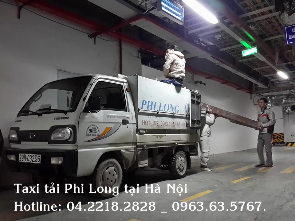 Dịch vụ cho thuê xe tải giá rẻ chuyên nghiệp uy tín tại phố Lê Văn Thiêm