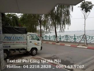 Cho thuê xe tải giá rẻ Phi Long tại đường Nguyễn Xiển