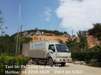 Dịch vụ cho thuê xe tải tại thị xã Sơn Tây