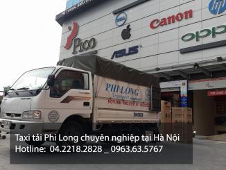 Taxi tải Phi Long tại quận Hà Đông
