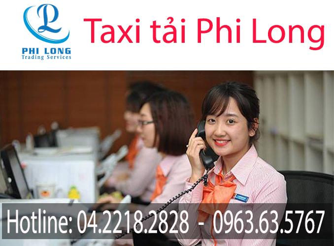 Tổng đài cho thuê xe tải Phi Long tại thành phố Hà Nội