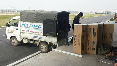 Dịch vụ cho thuê xe tải tại phố Nguyễn Tuân
