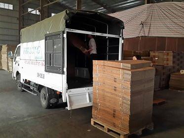 Phi Long cung cấp cho thuê xe tải tại đường Lê Văn Lương