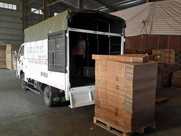 Công ty Phi Long cho thuê xe tải giá rẻ tại phố Khương Đình