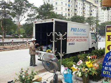 Taxi tải giá rẻ tại phố Cù Chính Lan