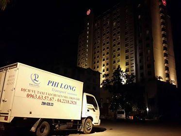Dịch vụ cho thuê xe tải tại đường Lê Văn Lương