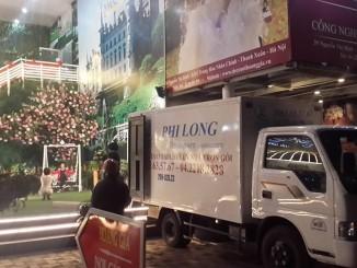 Dịch vụ cho thuê xe tải số 1 tại phố Định Công