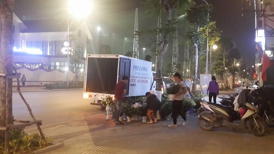 Dịch vụ cho thuê xe tải chuyên nghiệp tại phố Hoàng Liệt