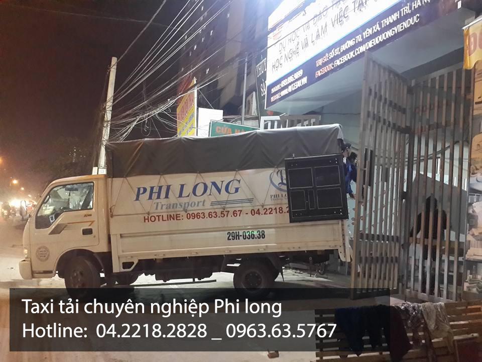 Cho thuê xe tải chuyên nghiệp tại phố tại phố Ngụy Như Kon Tum