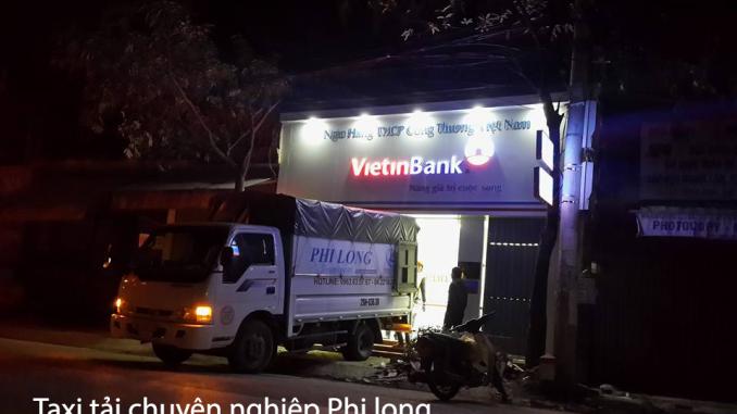 Cho thuê xe tải giá rẻ Phi Long