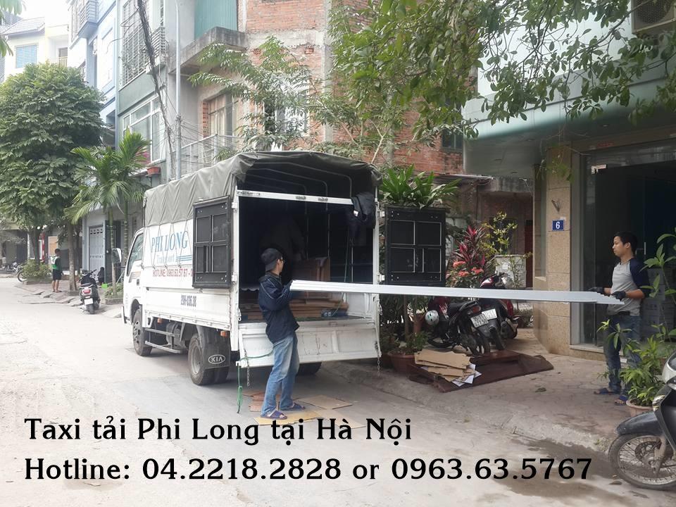 Chuyển văn phòng giá rẻ tại quận Long Biên