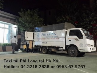 Chuyển văn phòng giá rẻ Phi Long tại quận Long Biên