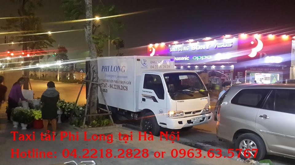 Cho thuê xe tải giá siêu rẻ tại quận Từ Liêm