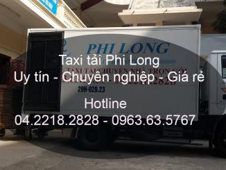 Phi Long cho thuê xe tải giá rẻ tại huyện Phú Xuyên