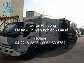 Cho thuê xe tải giá rẻ tại huyện Mỹ Đức