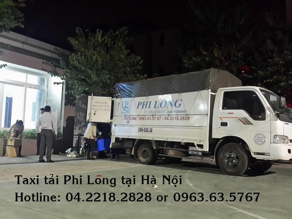 Dịch vụ cho thuê xe tải Phi Long tại huyện Gia Lâm