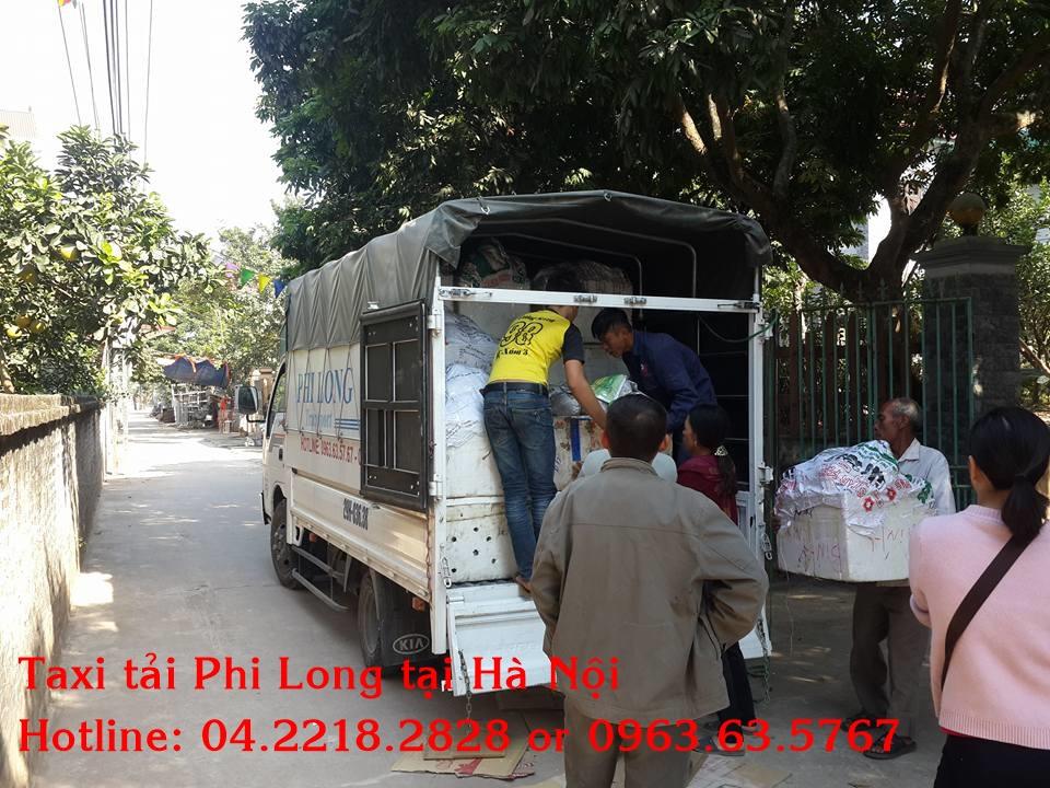 Chuyển nhà giá rẻ Phi Long tại quận Long Biên
