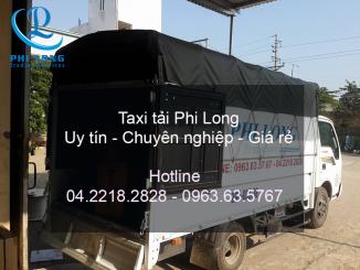 Dịch vụ cho thuê xe tải giá rẻ tại huyện Đông Anh