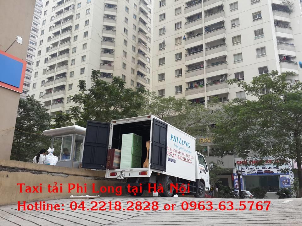 Cho thuê xe tải tại phố Cù Chính Lan