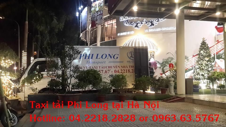 Taxi tải Phi Long tại thành phố Hà Nội uy tín chất lượng