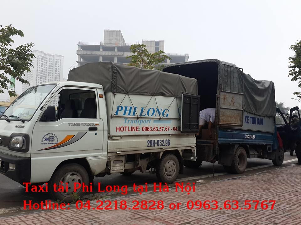 Vận tải Phi Long nhận vận chuyển hàng hóa Bắc Nam
