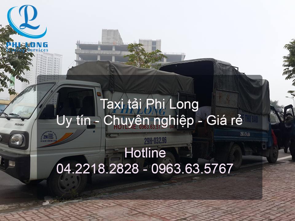 Dịch vụ cho thuê xe tải tại huyện Quốc Oai