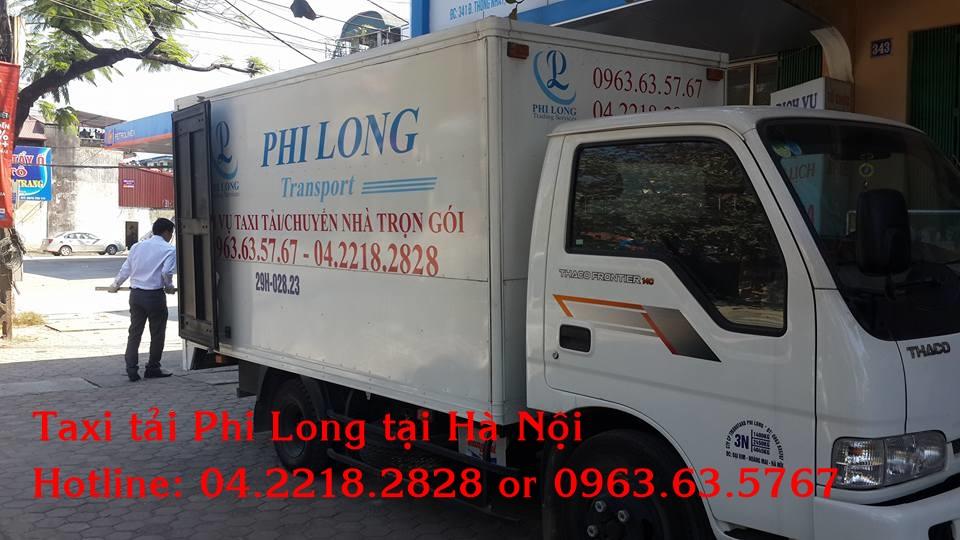 Dịch vụ cho thuê xe tải giá rẻ tại huyện Phú Xuyên