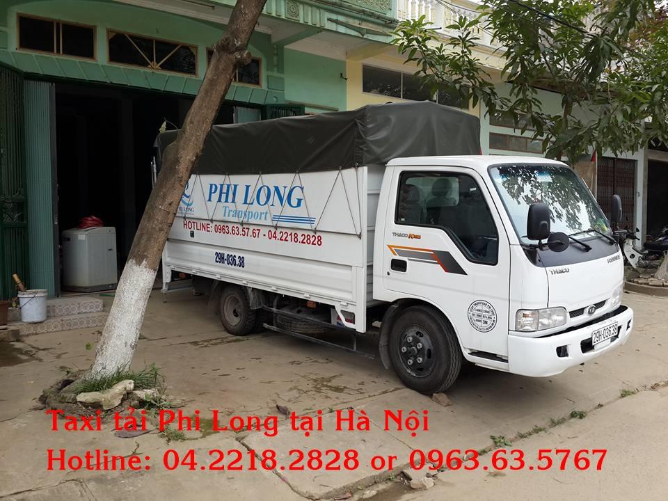 Cho thuê xe tải Phi Long tại huyện Chương Mỹ