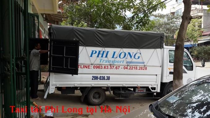 Cho thuê xe tải giá rẻ tại phố Hoàng Đạo Thúy