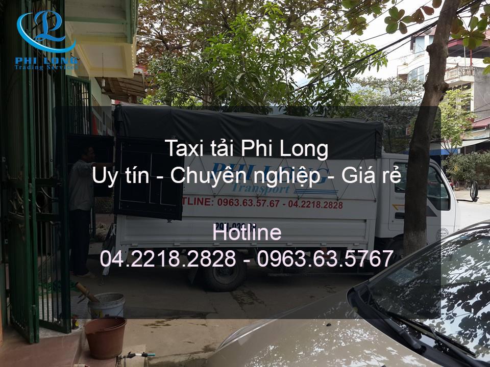 Cho thuê xe tải giá rẻ tại huyện Hoài Đức