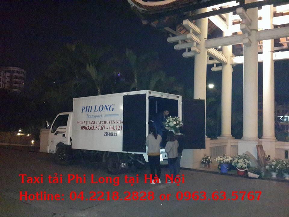 Dịch vụ cho thuê xe tải tại quận Đống Đa