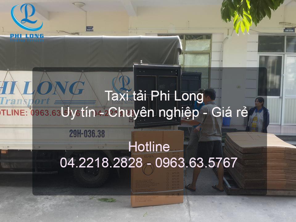 Phi Long cho thuê xe tải tại huyện Gia Lâm