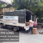 Công ty Phi Long hãng taxi tải giá rẻ tại phố Lê Lợi