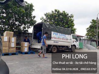 Cho thuê xe tải chở hàng tại phố Nguyễn Viết Xuân