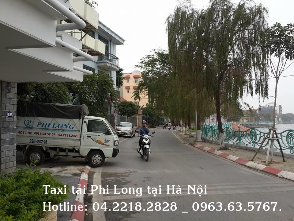 Cho thuê xe tải giá rẻ tại quận Hoàn Kiếm uy tín tận tình