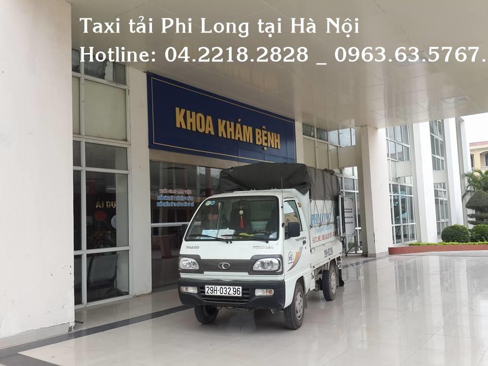 Cho thuê xe tải giá rẻ tại quận Ba Đình