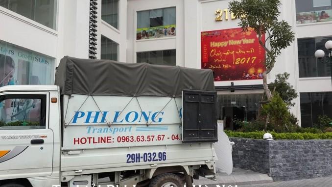 Cho thuê xe tải 5 tạ giá rẻ Phi Long