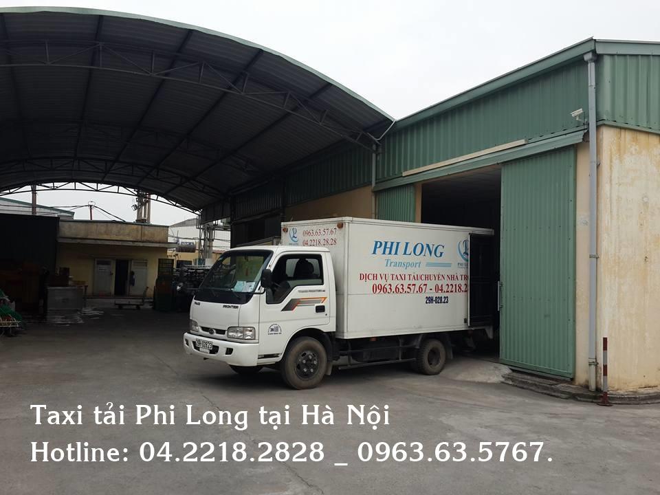 Dịch vụ cho thuê xe tải tại quận Hoàng Mai