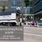 Cho thuê taxi tải giá rẻ tại phố Lệ Mật-0963.63.5767