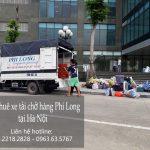 Dịch vụ taxi tải 500kg giá rẻ tại phố Mai Phúc-0963.63.5767
