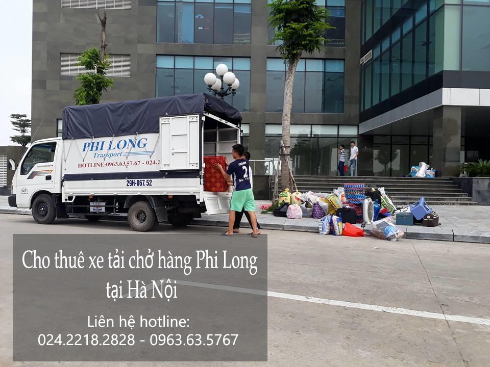 Cho thuê taxi tải 500kg giá rẻ tại phố Mai Phúc-0963.63.5767