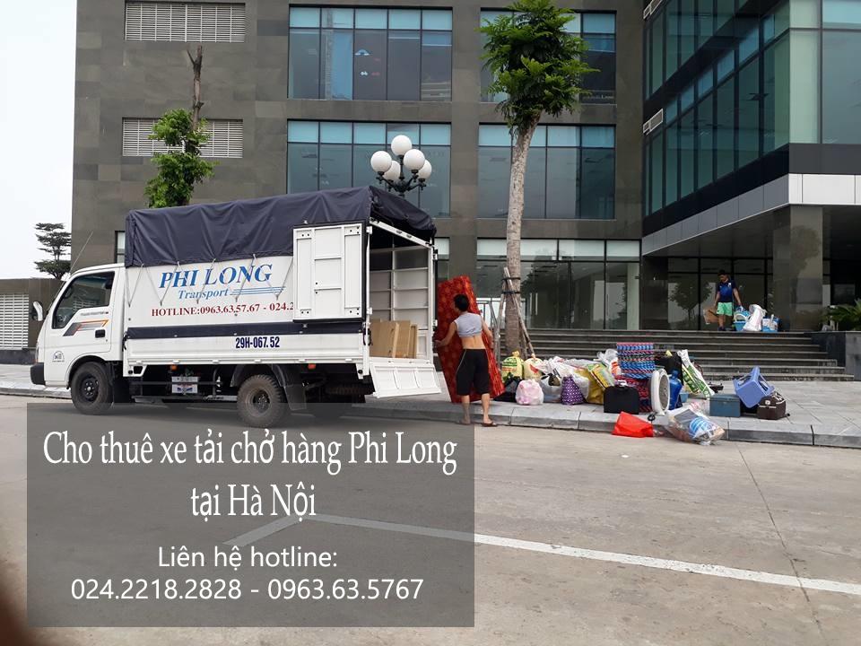Dịch vụ cho thuê xe tải giá rẻ tại phố Vạn Hạnh - 0963.63.5767