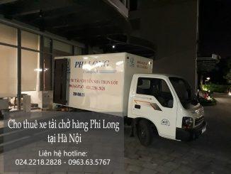 Dịch vụ cho thuê xe tải giá rẻ tại phố Huỳnh Tấn Phát