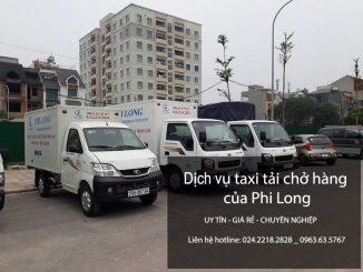 Dịch vụ cho thuê xe tải giá rẻ tại phố Lạc Trung