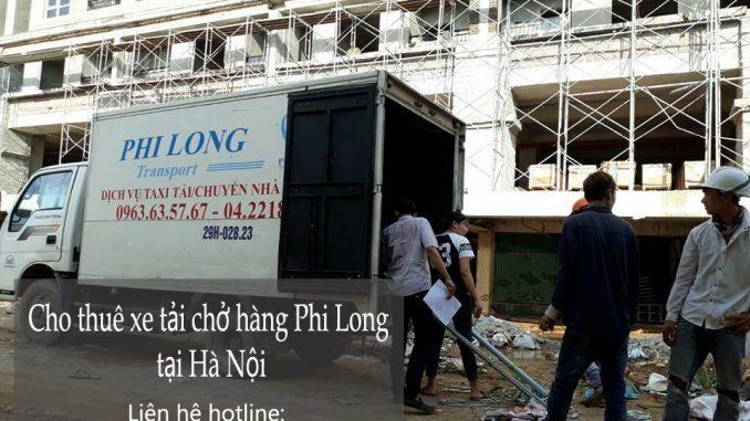Cho thuê taxi tải giá rẻ tại phố Huỳnh Văn Nghệ