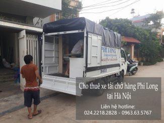 Cho thuê taxi tải giá rẻ tại phố Chu Huy Mân-096363.5767