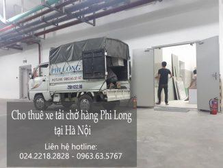 Cho thuê xe taxi tải giá rẻ tại phố Nguyễn Công Trứ