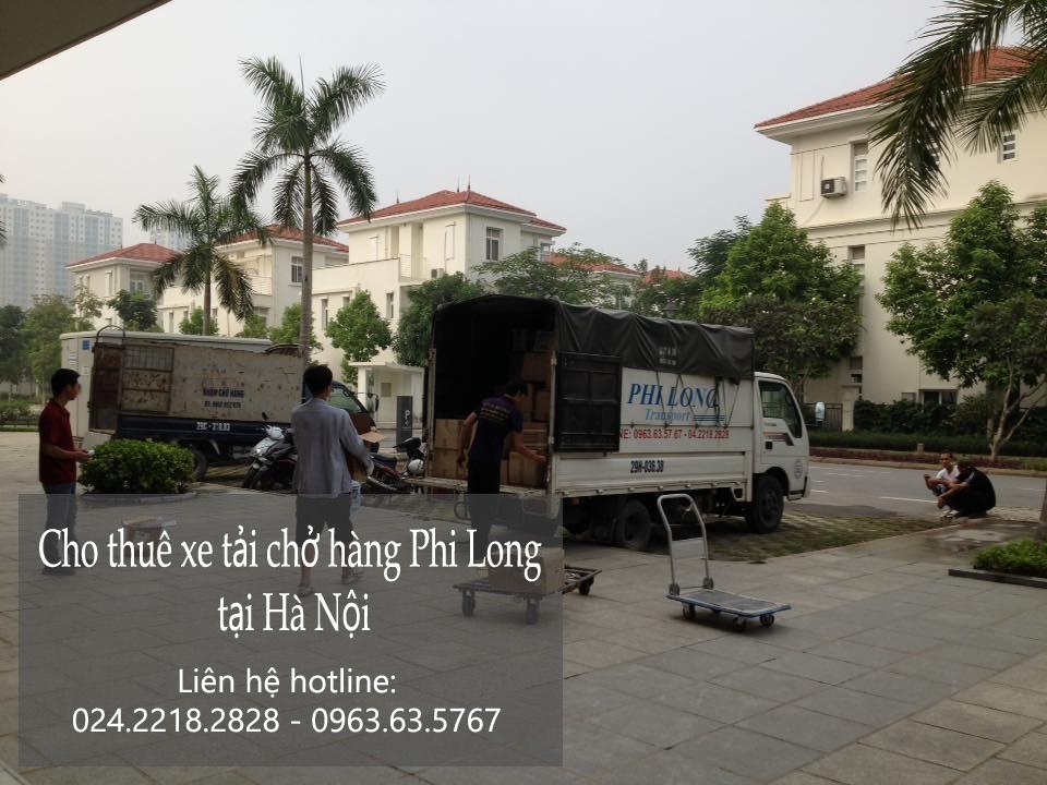 Dịch vụ cho thuê xe taxi tải Phi Long tại Đặng Vũ Hỷ
